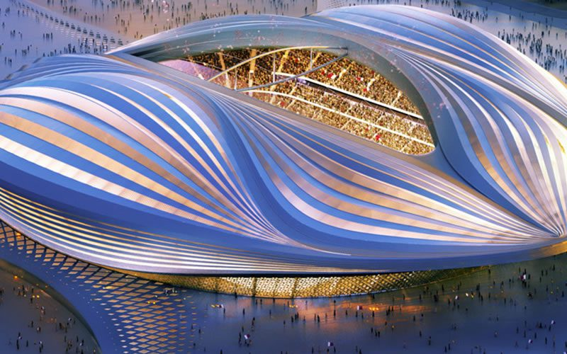 Al Wakrah FIFA World Cup Stadium