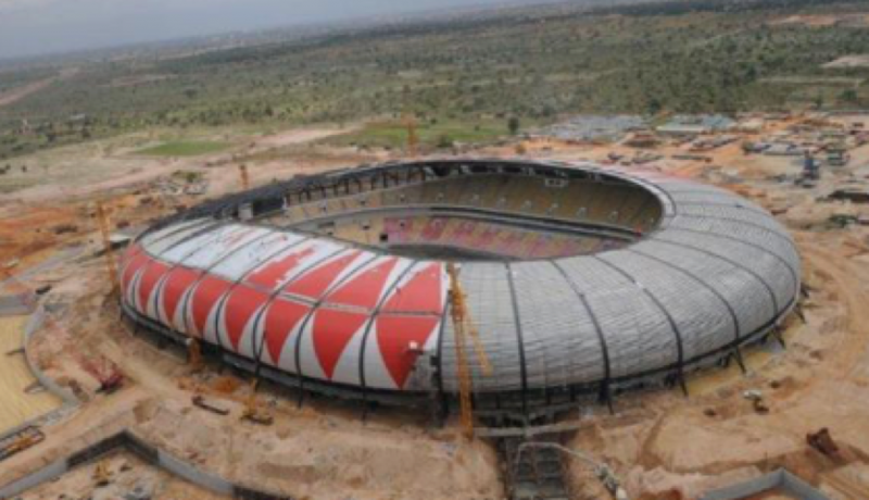 AFRICAN CUP OF NATIONS 2010 STADIUMS