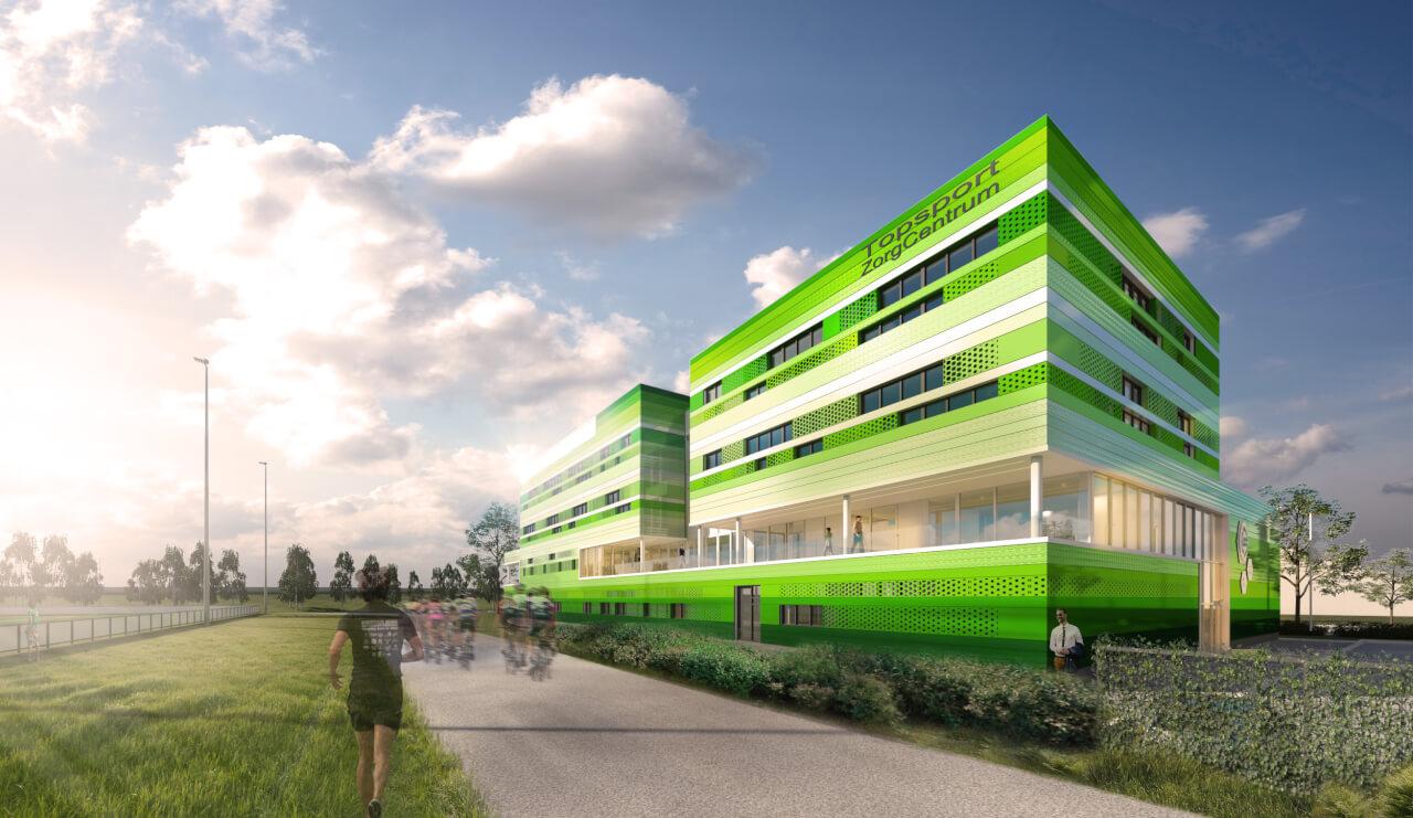 Construction Of Fc Groningen Academy Kicks Off The Stadium Consultancy