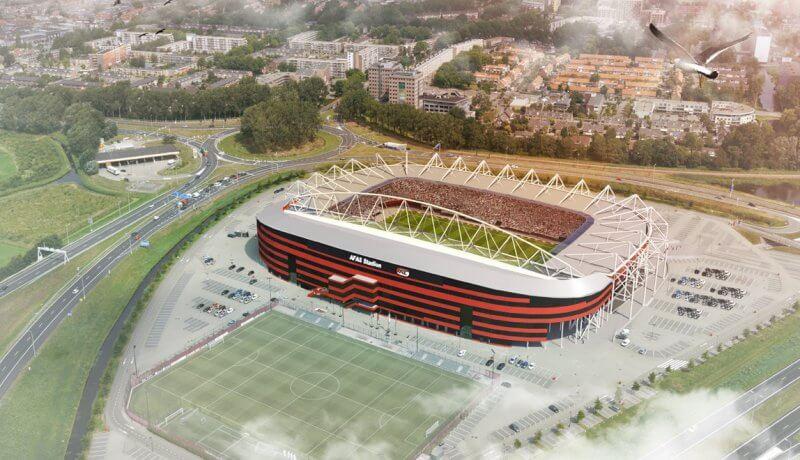 AFAS Stadium – AZ Alkmaar