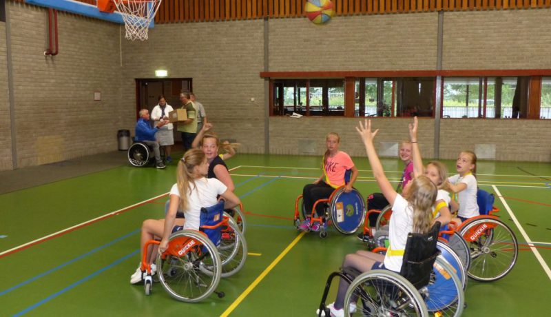 Accessible Sports Facilities Amsterdam