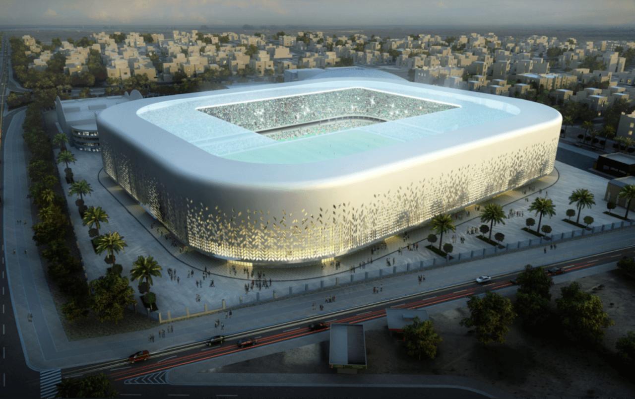 Sabah Al Salem Stadium The Stadium Consultancy