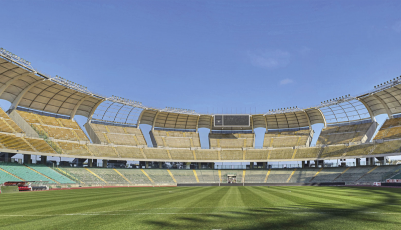 REDEVELOPMENT OF SAN NICOLA STADIUM